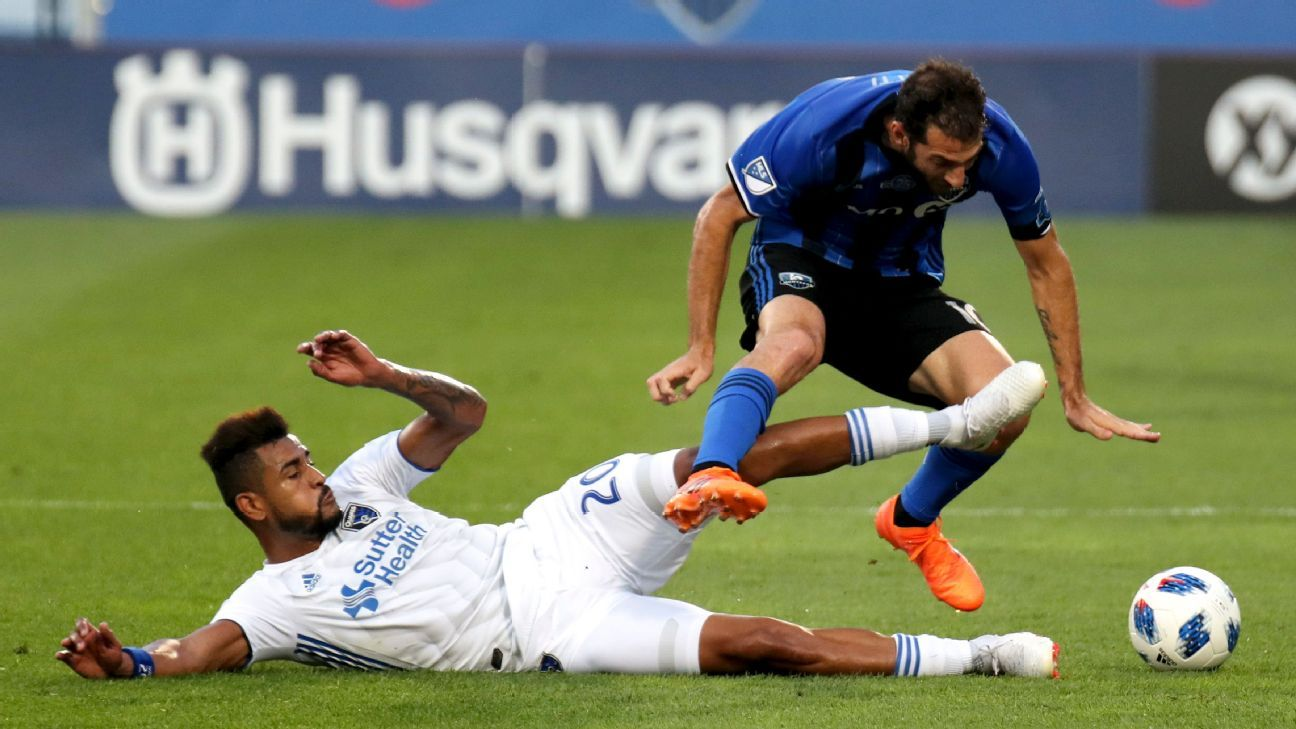San Jose Earthquakes manager Mikael Stahre defends controversy filled substitutions