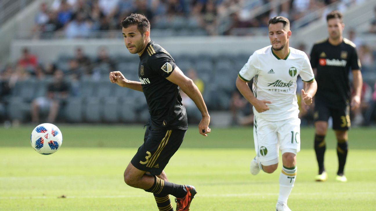 Portland extend unbeaten run to 12 games in goalless draw at LAFC