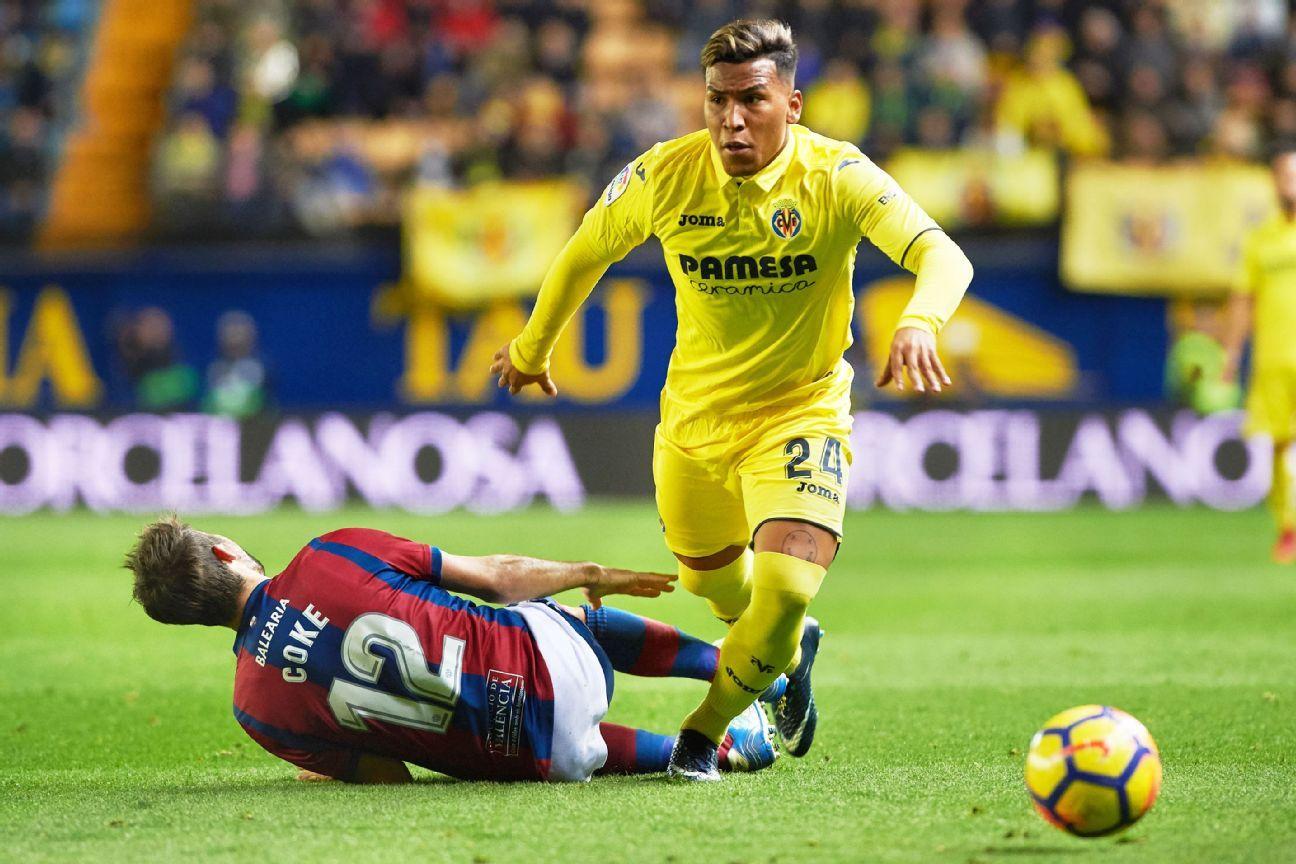 Roger Martinez Villarreal action