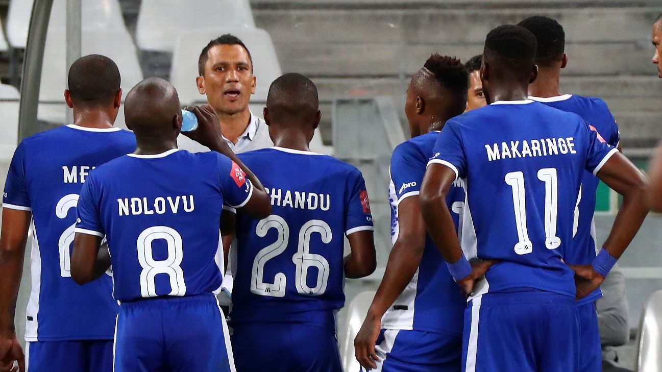 Maritzburg United head coach Fadlu Davids has been taking a look at his squad and deciding which players he needs to improve from their fourth-placed finish in the 2017-18 PSL season.