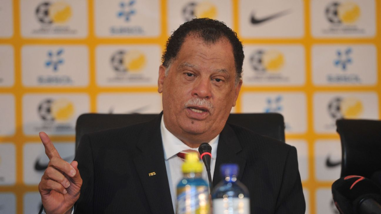 SAFA President Danny Jordaan is reportedly making a play for a FIFA General Council seat to replace Ghana's Kwesi Nyantakyi.