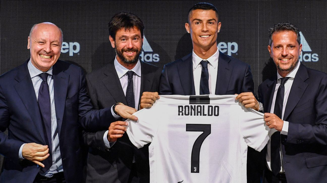 Cristiano Ronaldo has joined Juventus but the club still have other business to attend to in the transfer market.