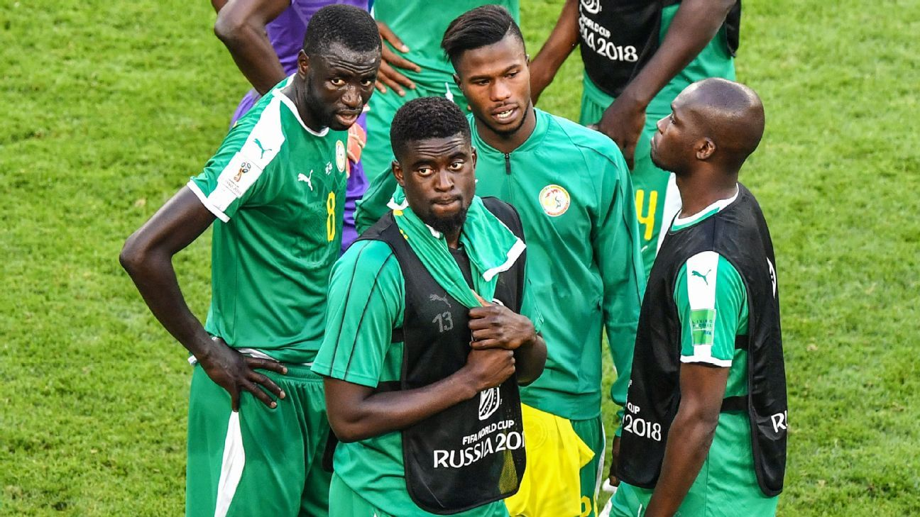 Senegal were one of a few CAF teams that can feel unlucky in Russia but will make a strong case for rebounding in 2022.