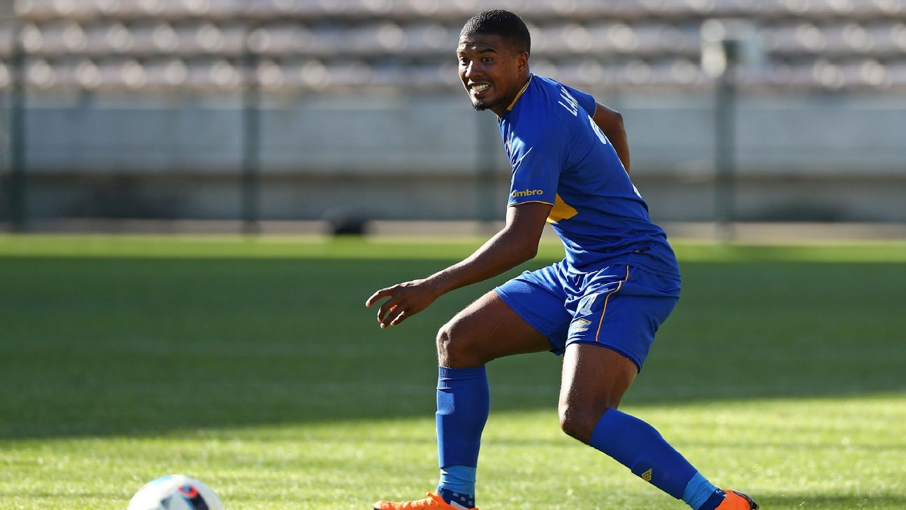 Lyle Lakay has left Cape Town City for Mamelodi Sundowns after only a single season playing in his hometown.