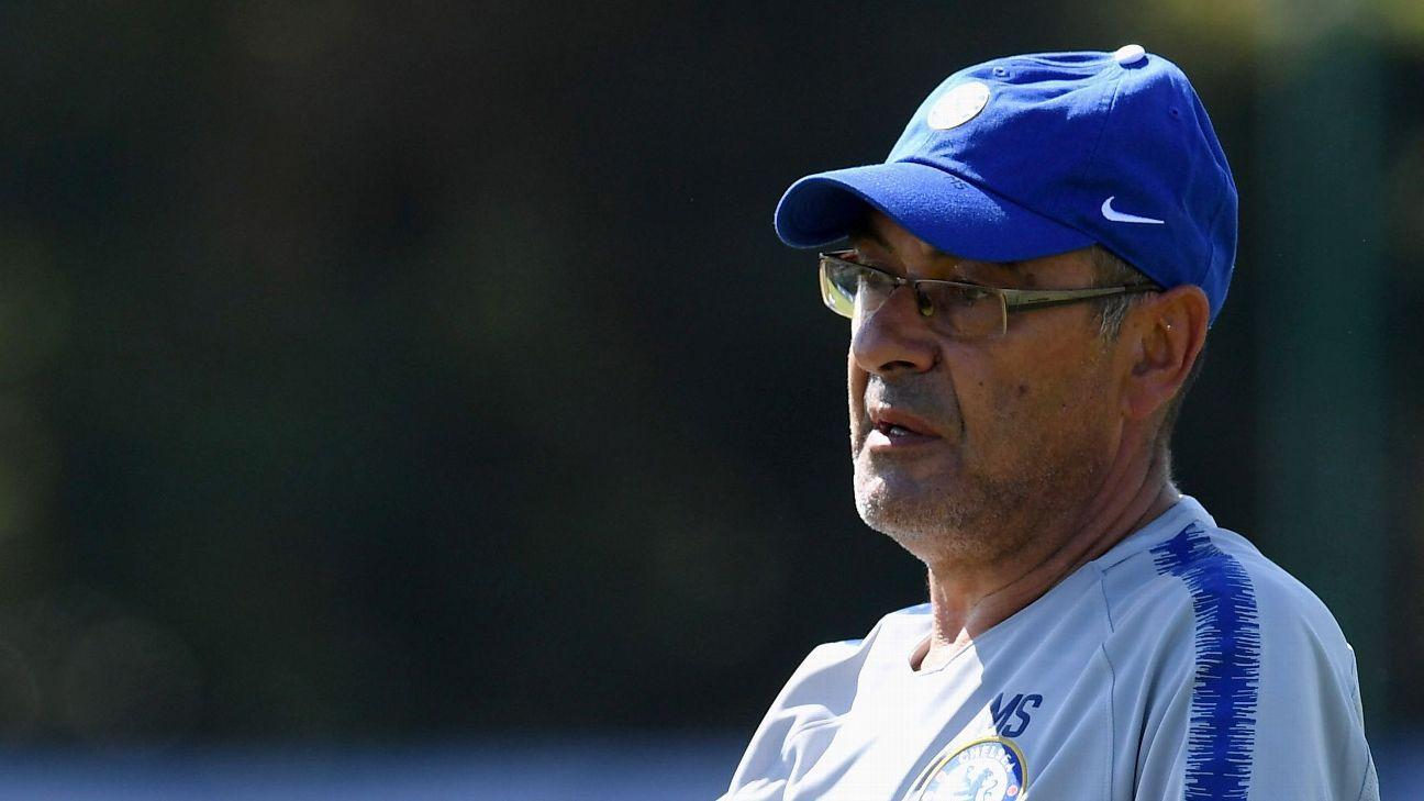 Chelsea's Maurizio Sarri