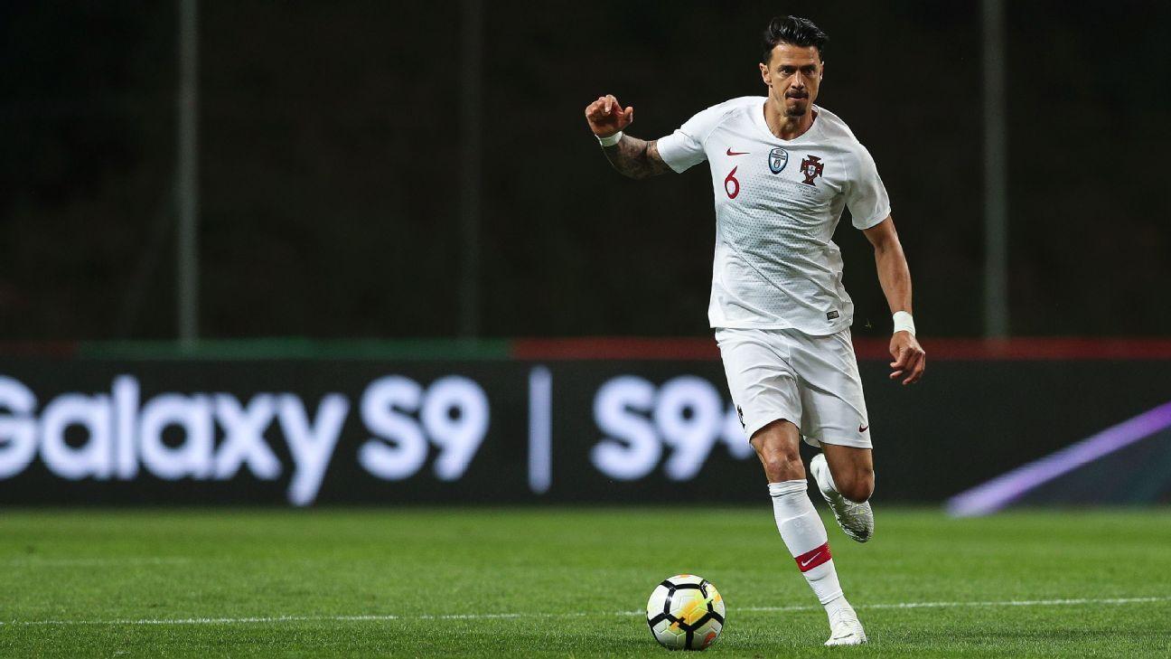 Portugal's Jose Fonte