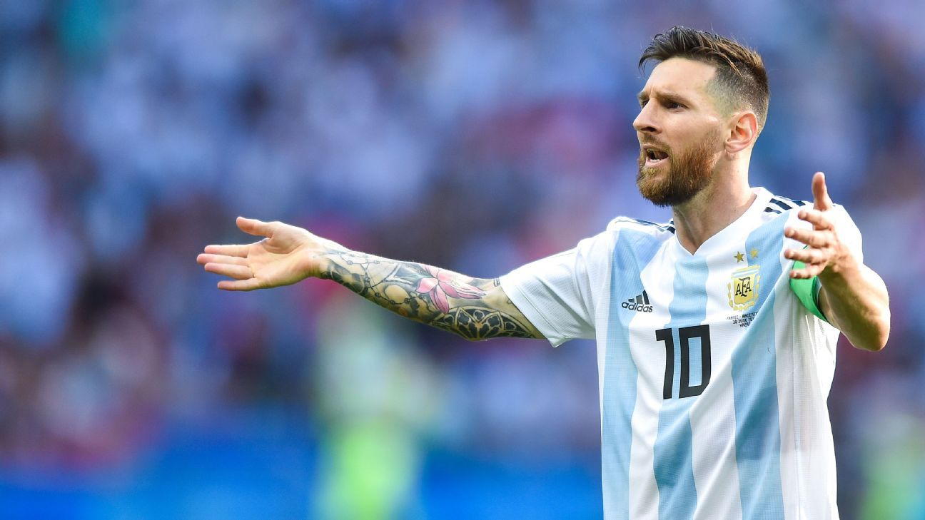 Messi should still be able to play in 2022 for Argentina if they reach the World Cup, but would he want to?