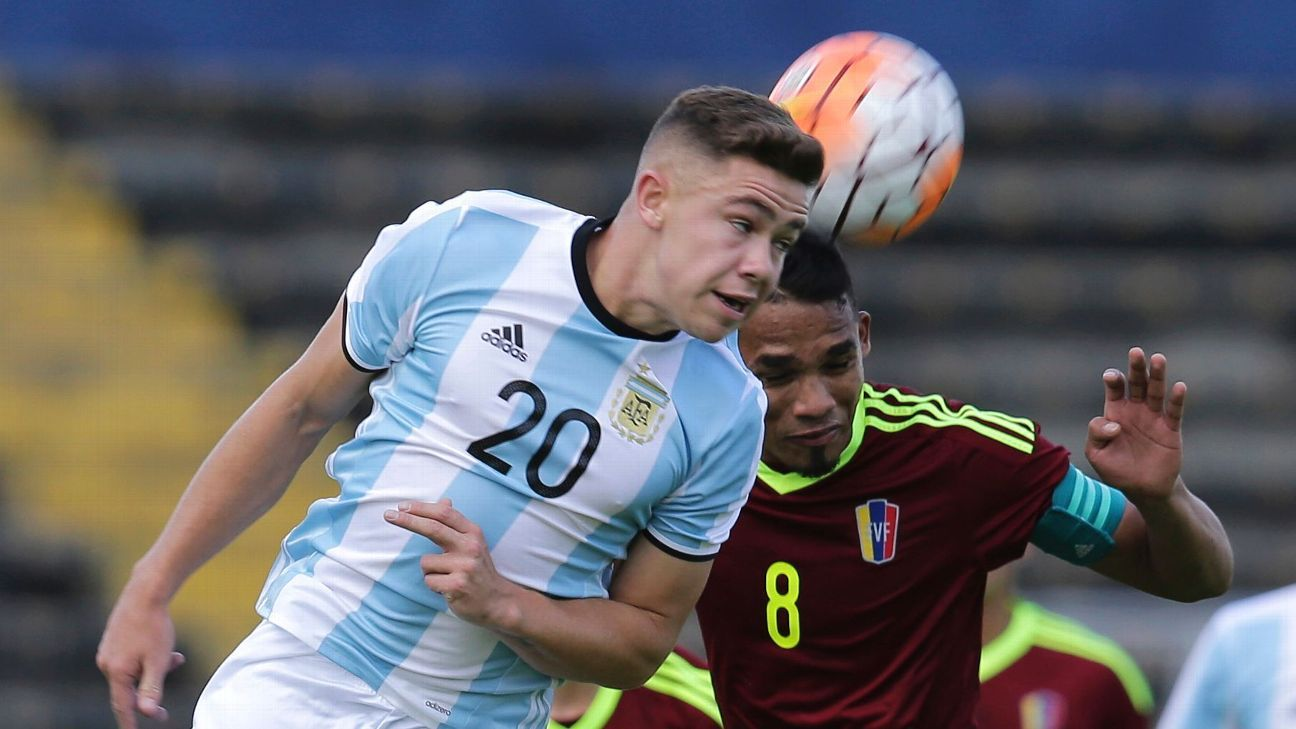 Argentina youth international Tomas Conechny is joining the Portland Timbers on loan from San Lorenzo.