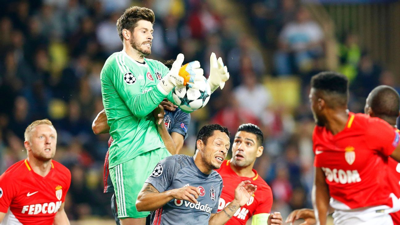 Fabri of Besiktas.