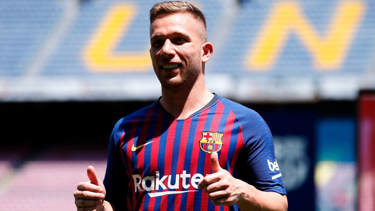 New signing Arthur has a chance to earn valuable playing time right away.