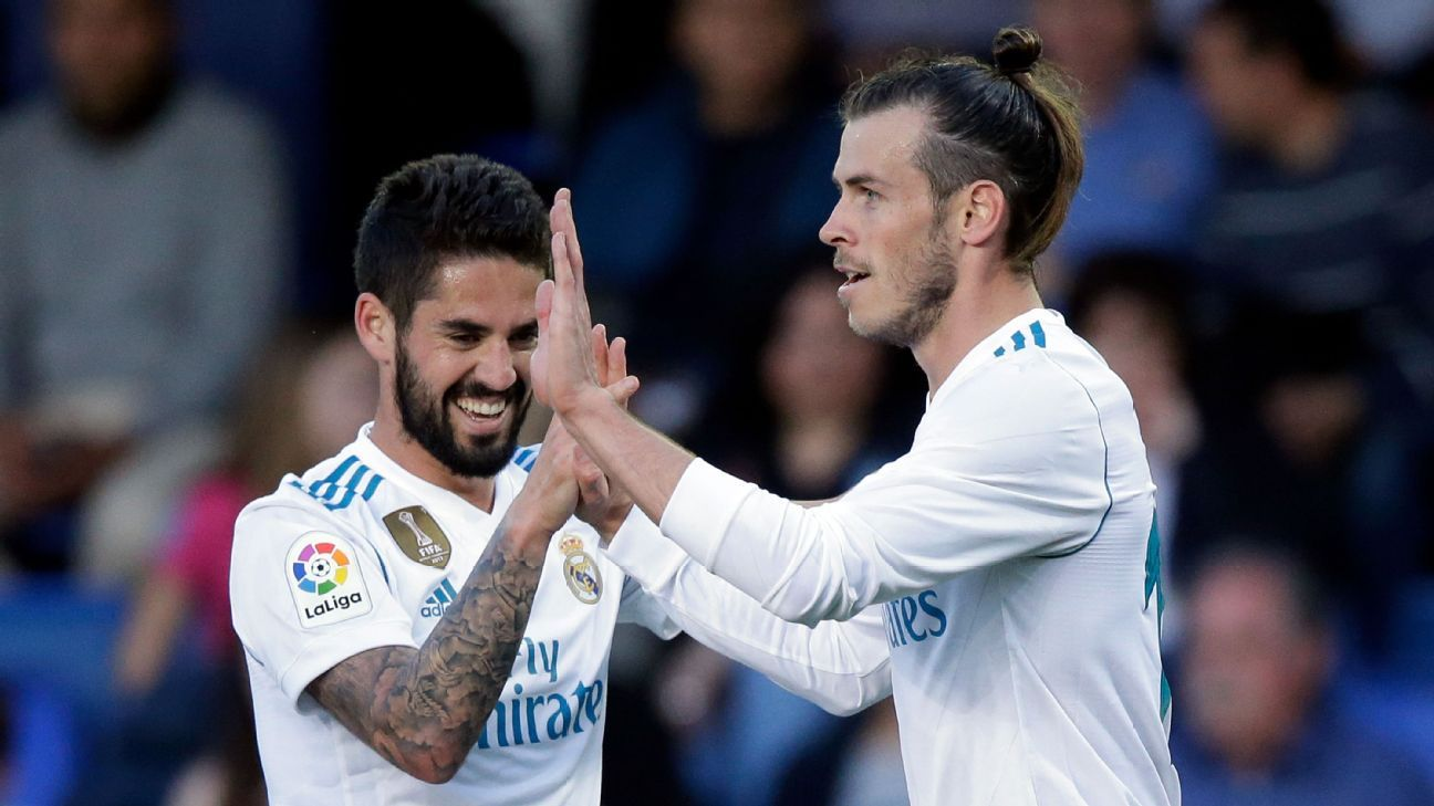 Isco and Gareth Bale are two of the likeliest candidates to become the new face of Real Madrid.