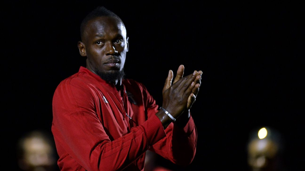 Olympic legend Usain Bolt's quest to play pro football continues with an