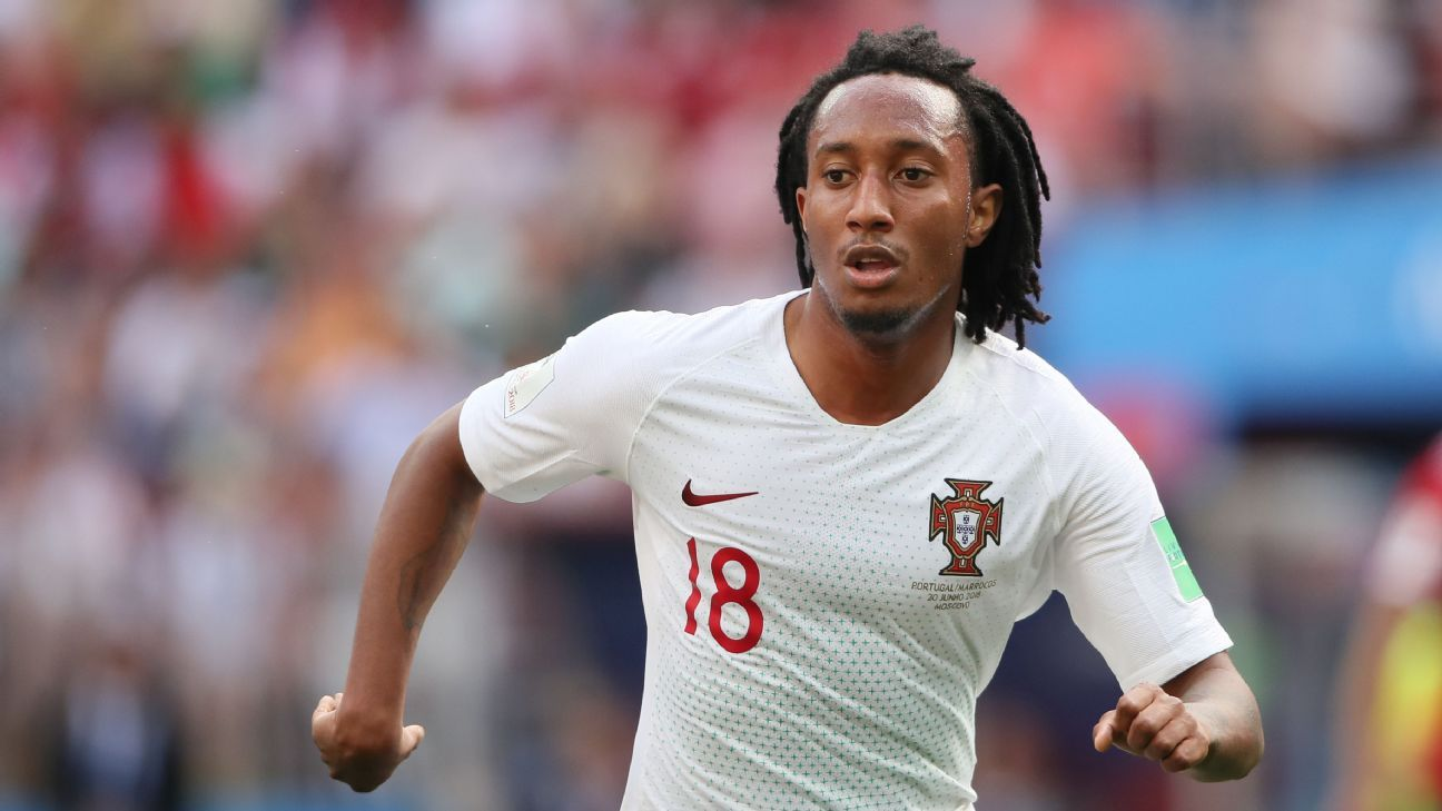 Portugal's Gelson Martins