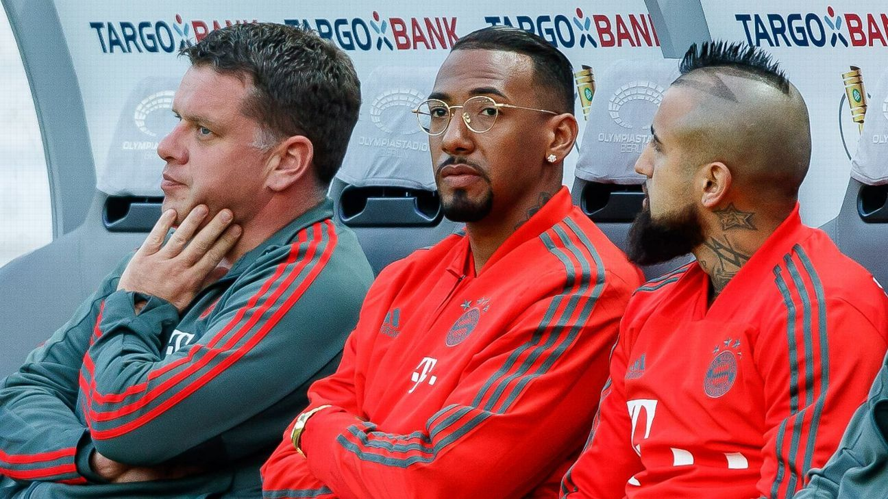 Jerome Boateng joined Boateng from Manchester City in 2011