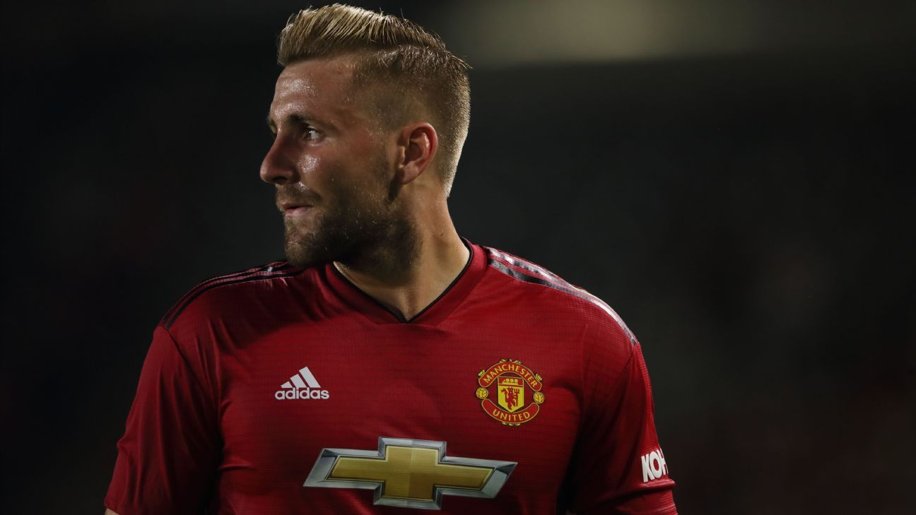 Luke Shaw admits 2018-19 is a make or break season for him at Manchester United.