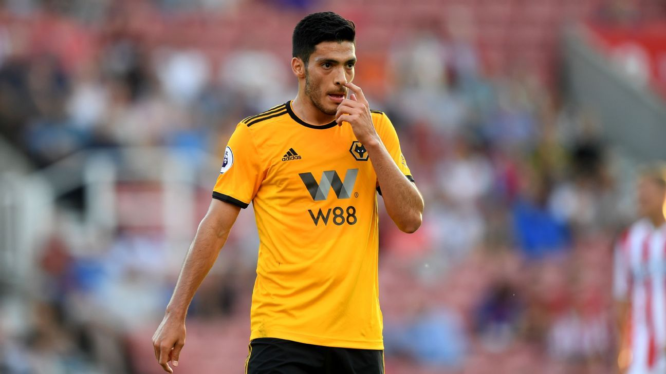 Raul Jimenez's move to Wolves provides him the opportunity to take the next step in his career.