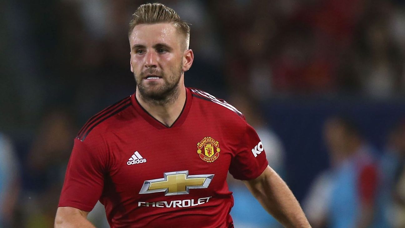 Luke Shaw admits 2018-19 is a defining season for him at Manchester United.