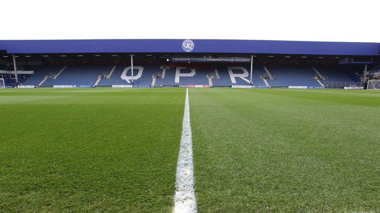 Loftus Road, home to Queens Park Rangers.