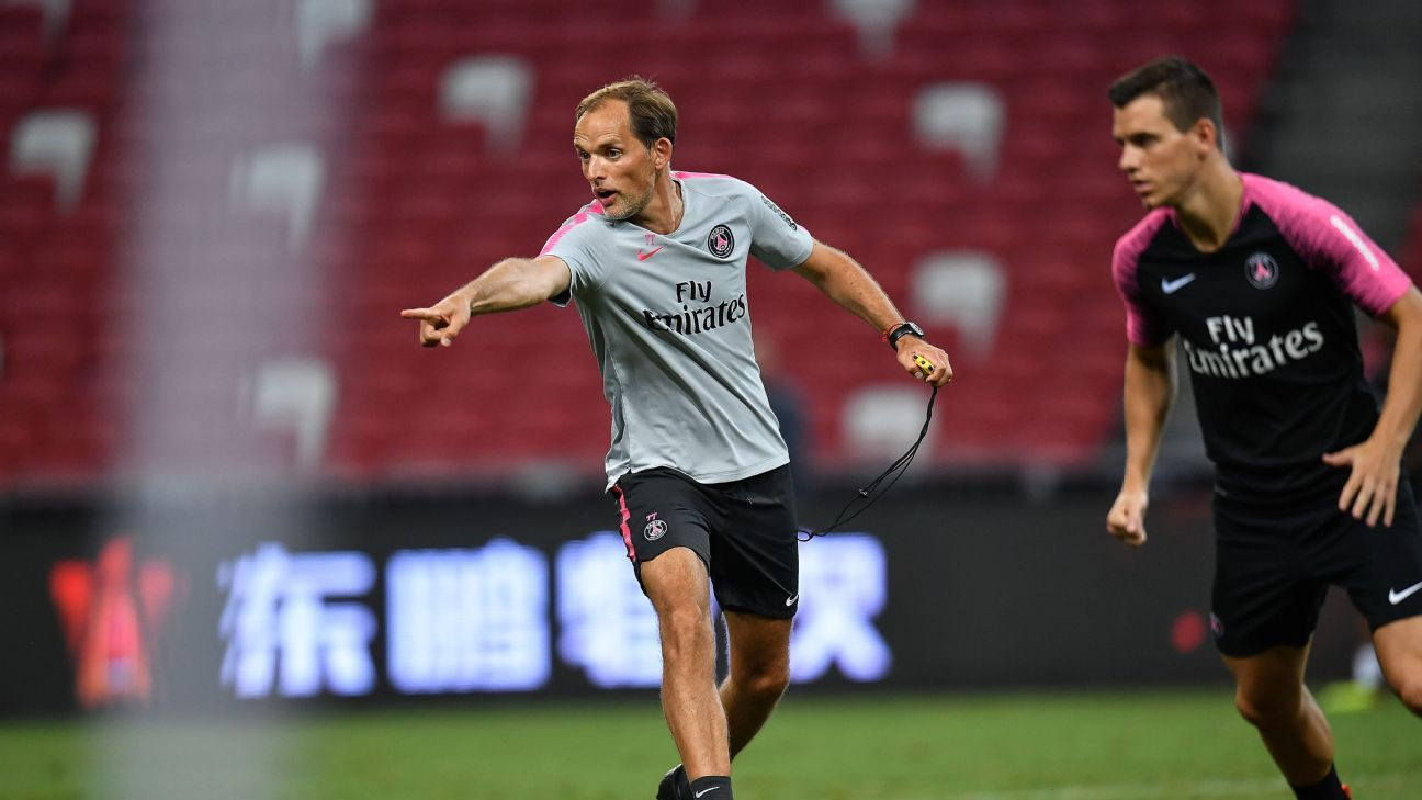 Thomas Tuchel has shown early on during his PSG tenure that he is very detail-oriented.