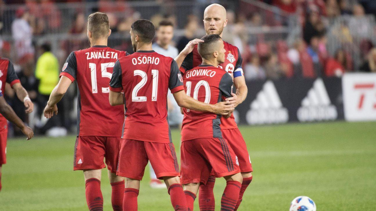 Toronto FC extinguishes Chicago Fire for second time in two weeks