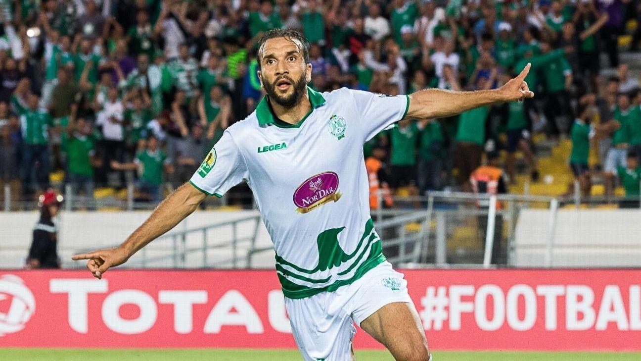 Zakaria Hadraf of Raja Casablanca