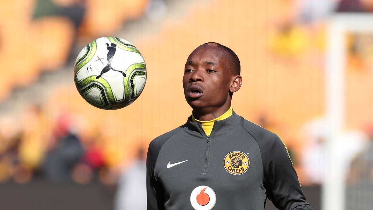 Khama Billiat will play in his first Soweto Derby since joining Chiefs from Sundowns.