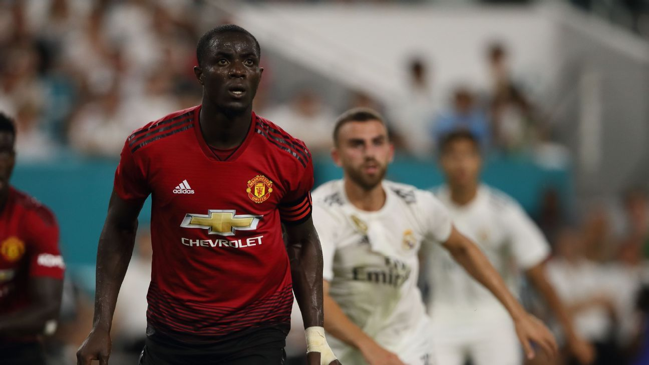 Eric Bailly has struggled to stay healthy but Man United need him if they are to reach the heights they desire.