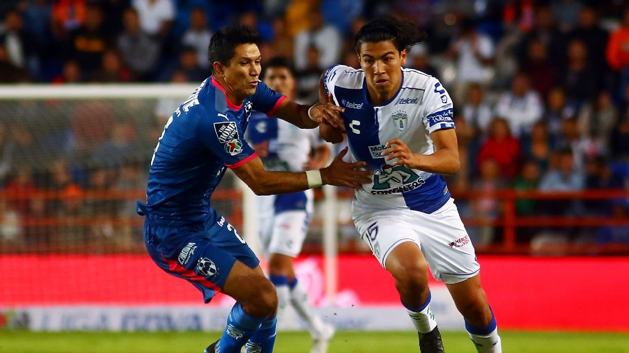 Erick Gutierrez is the latest Pachuca product to attract major interest from Europe.