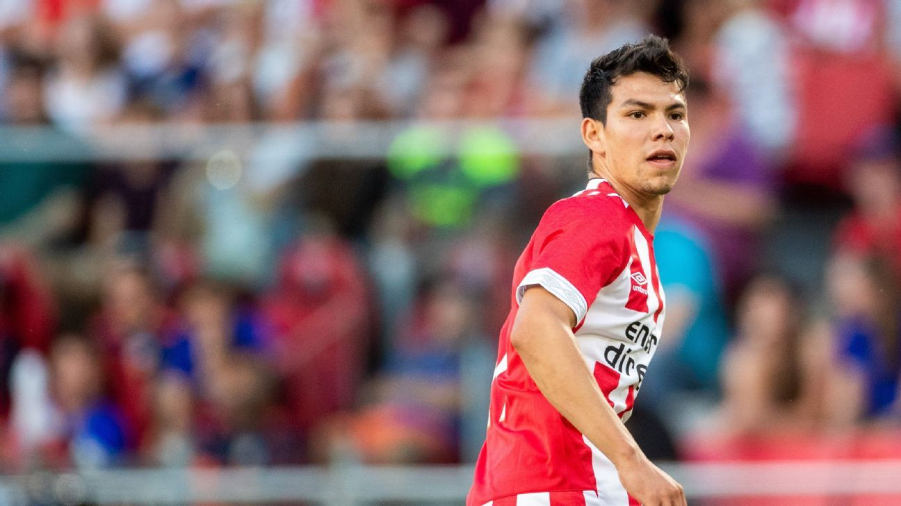 Coming off a breakout World Cup, Hirving Lozano is poised for big things in Europe.