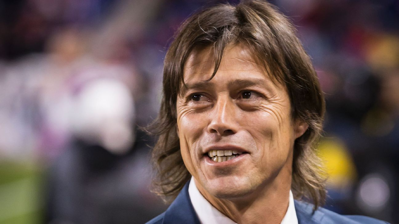 Former Chivas coach Jesus Almeyda