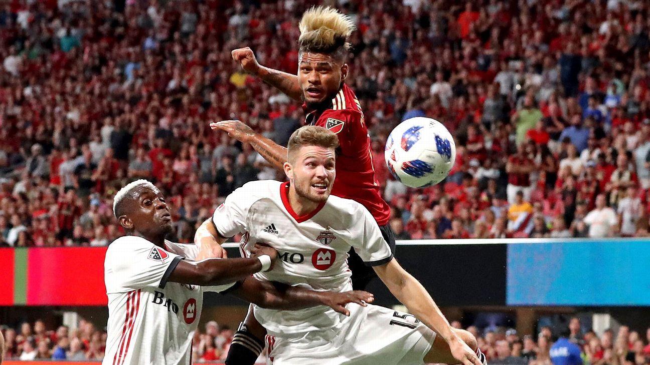 MLS suspends Toronto's Chris Mavinga, Orlando's Yoshi Yotun for violent conduct