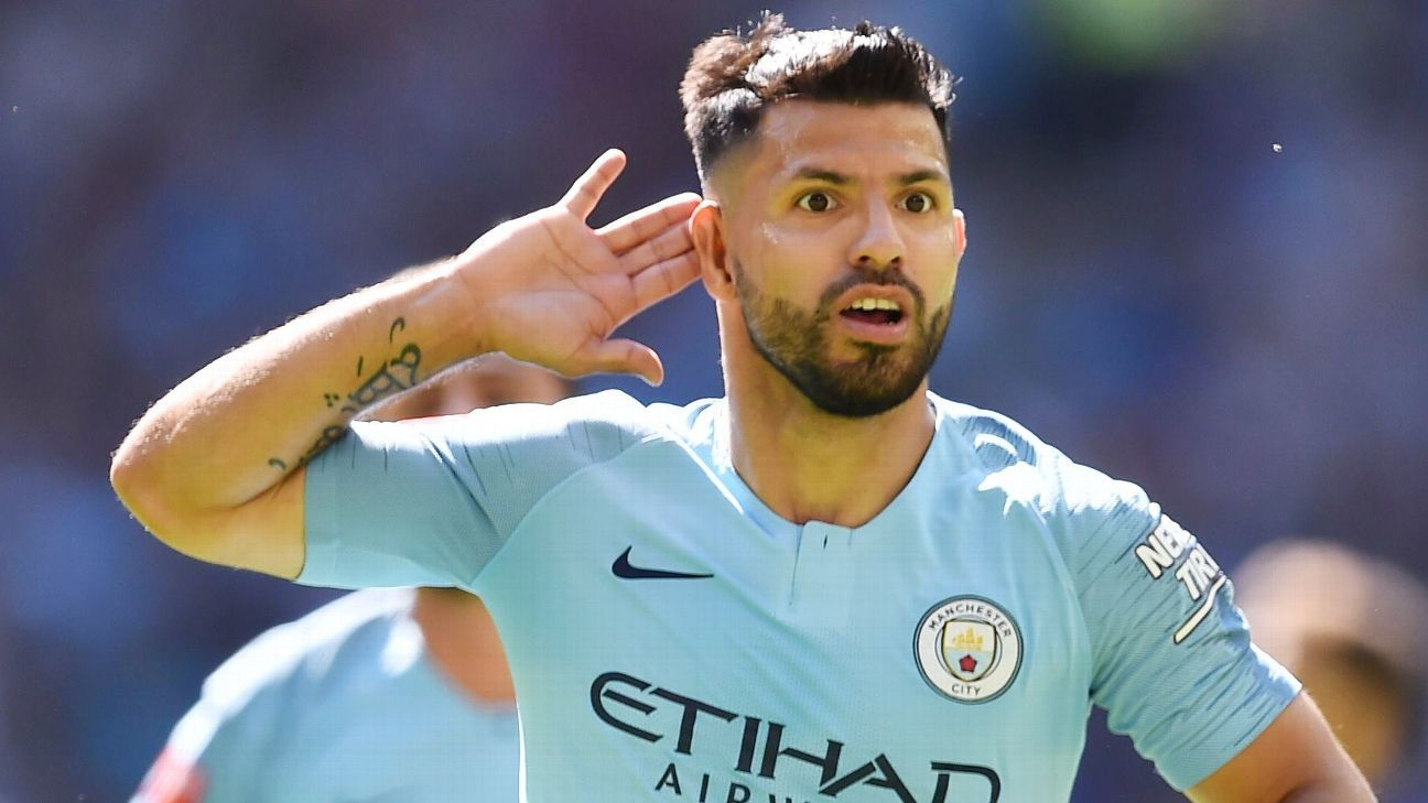 Having just netted his 200th goal for the club, Aguero should be recognised as one of the greatest Premier League strikers of all time. But is he?