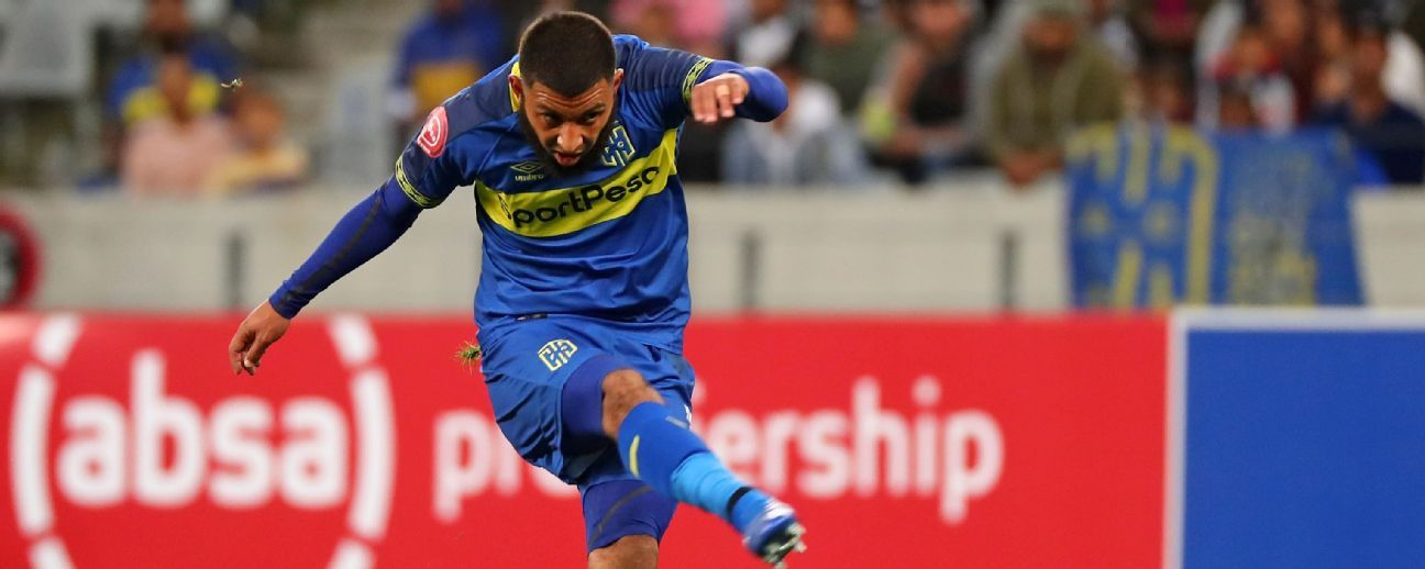 Cape Town City didn't hesitate to bring Riyaad Norodien back to his hometown after two years upcountry