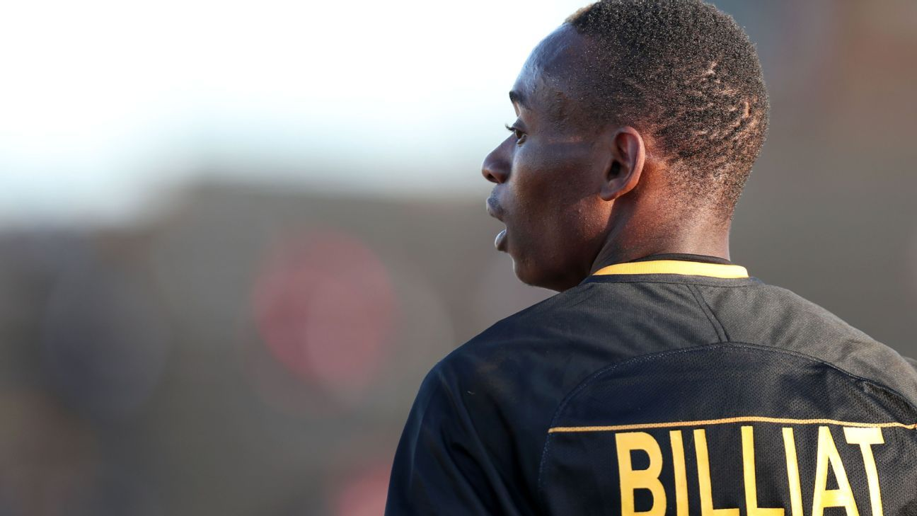 There's no looking back for Khama Billiat after the Zimbabwean decided to leave the successful Mamelodi Sundowns for Kaizer Chiefs, who've had a barren three years