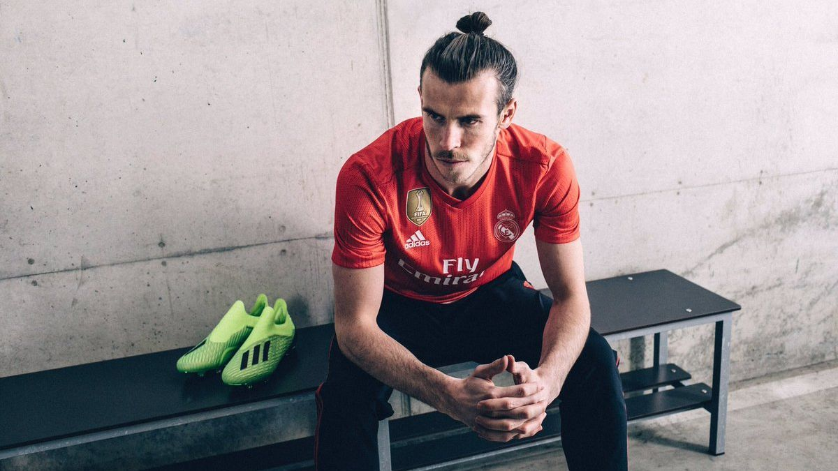 Gareth Bale looks sharp in Real Madrid's third kit, which will get a solid run in European action.