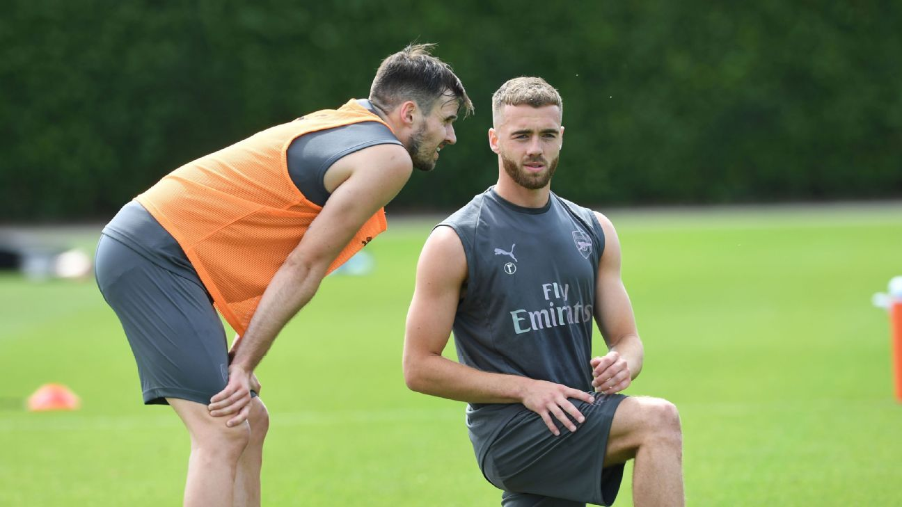 Carl Jenkinson and Calum Chambers are two players Arsenal should move before the transfer window closes.