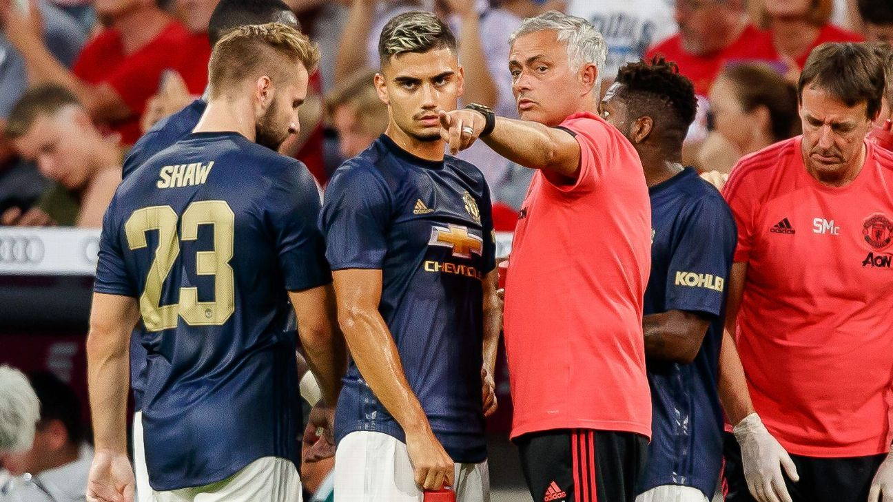 Manchester United won just one game during preseason.