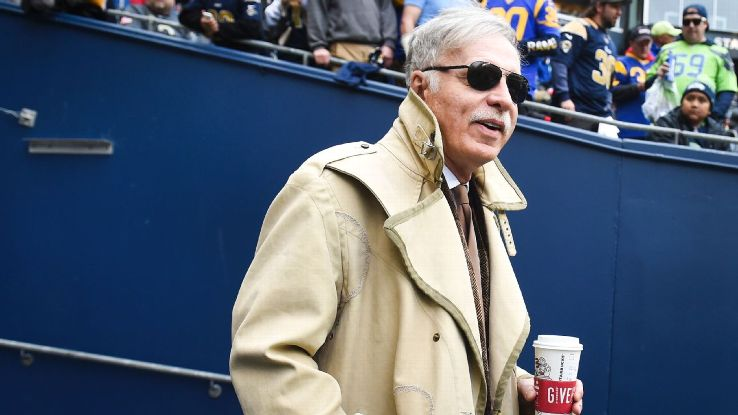 Stan Kroenke is Arsenal's majority owner.