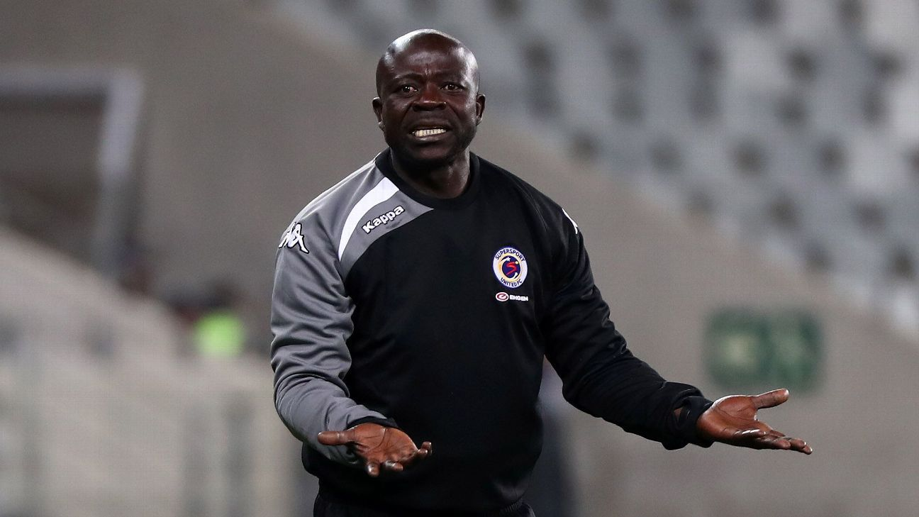 Will Kaitano Tembo have the answers to SuperSport United's waning league form now that he is permanent coach?