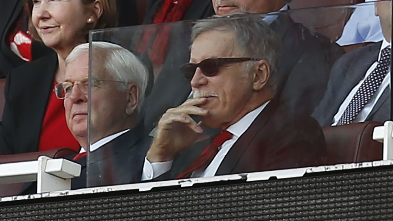 Stan Kroenke's offer to buy Alisher Usmanov's Arsenal stake was accepted in the week before the 2018-19 season