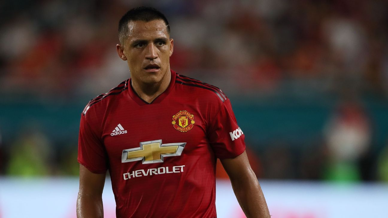 Alexis Sanchez struggled to replicate his Arsenal form during his first few months at Manchester United