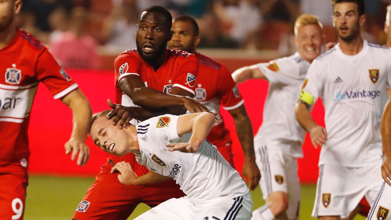 Chicago Fire waive Tony Tchani and Kevin Ellis amid losing streak
