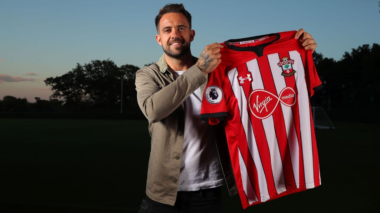 Danny Ings joined Southampton from Liverpool on an initial loan deal.