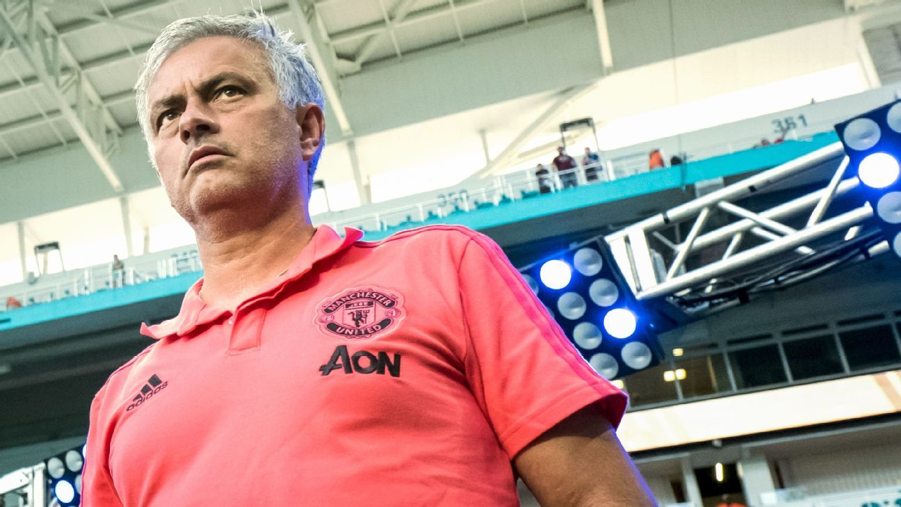 Jose Mourinho's cut a frustrated figure all summer long. What will his pivotal third season hold at Man United?