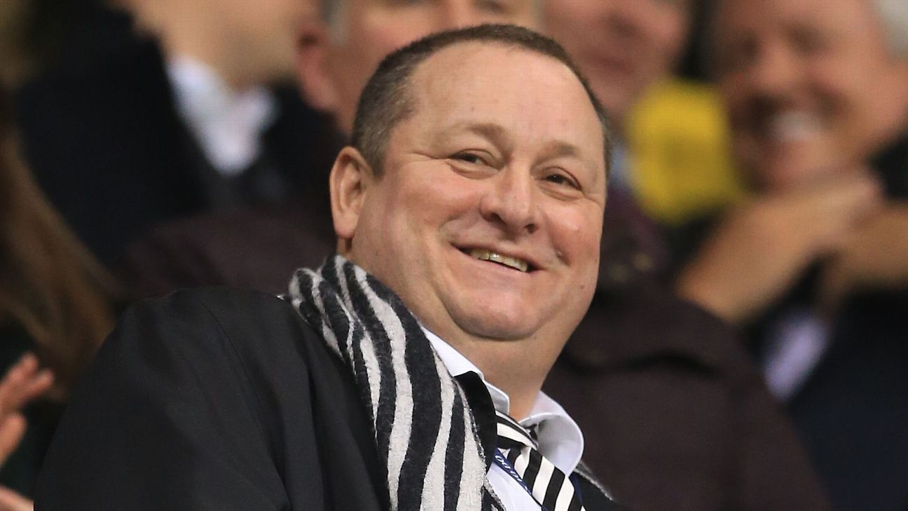 Newcastle United owner Mike Ashley has been the subject of numerous fan protests in recent years.