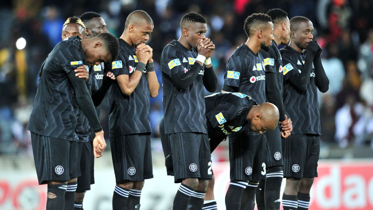 Orlando Pirates' penalty takers couldn't help their team overcome SuperSport United in the MTN8