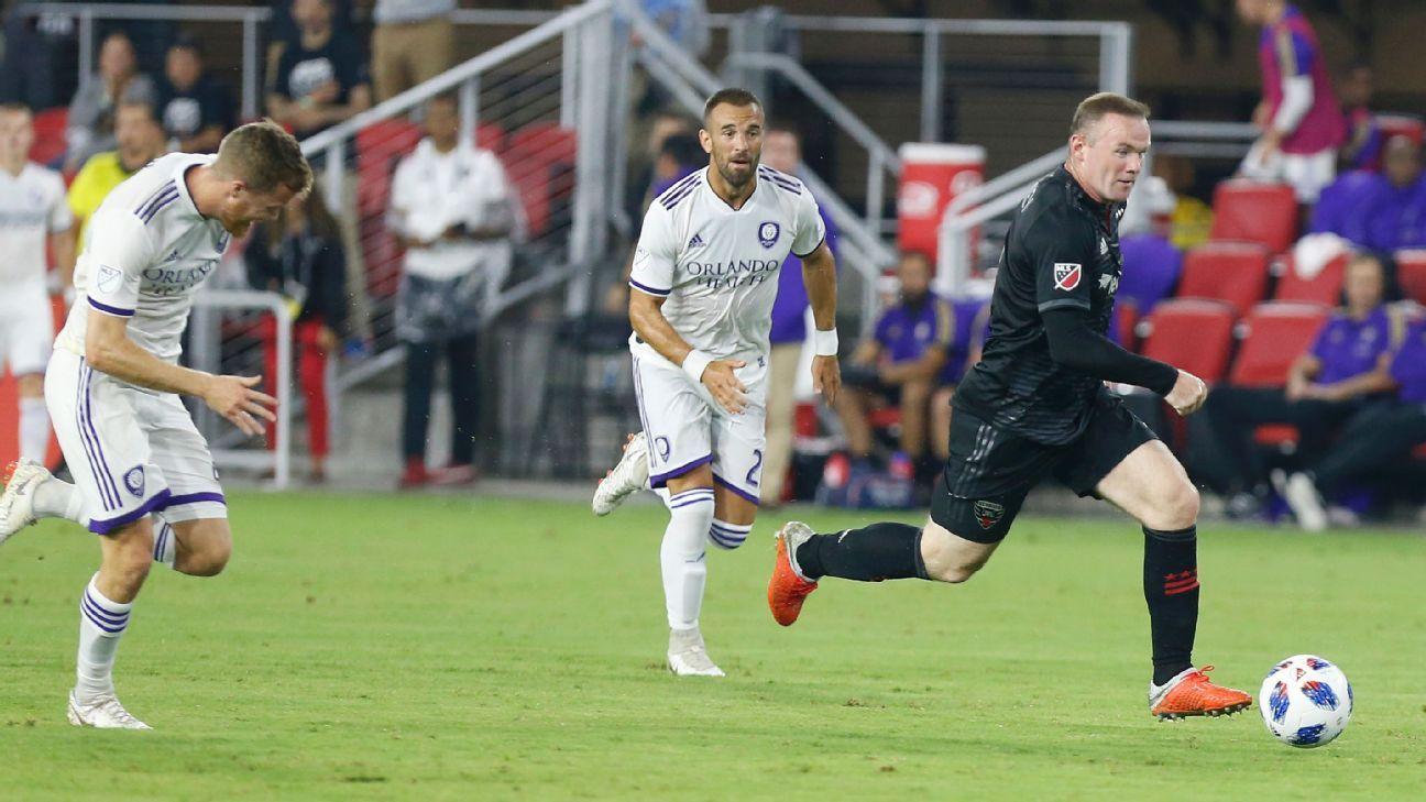 Wayne Rooney, Luciano Acosta combine to hand D.C. United epic win over Orlando City SC