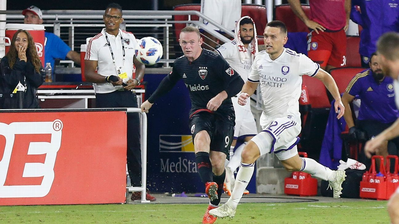 MLS Power Rankings: Wayne Rooney sends D.C. into a frenzy, NYCFC makes up ground on Atlanta