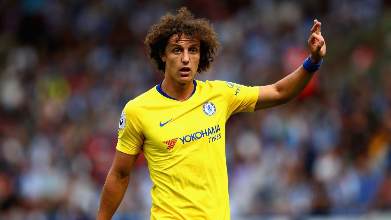 David Luiz has returned to the Chelsea first-team under new boss Maurizio Sarri.