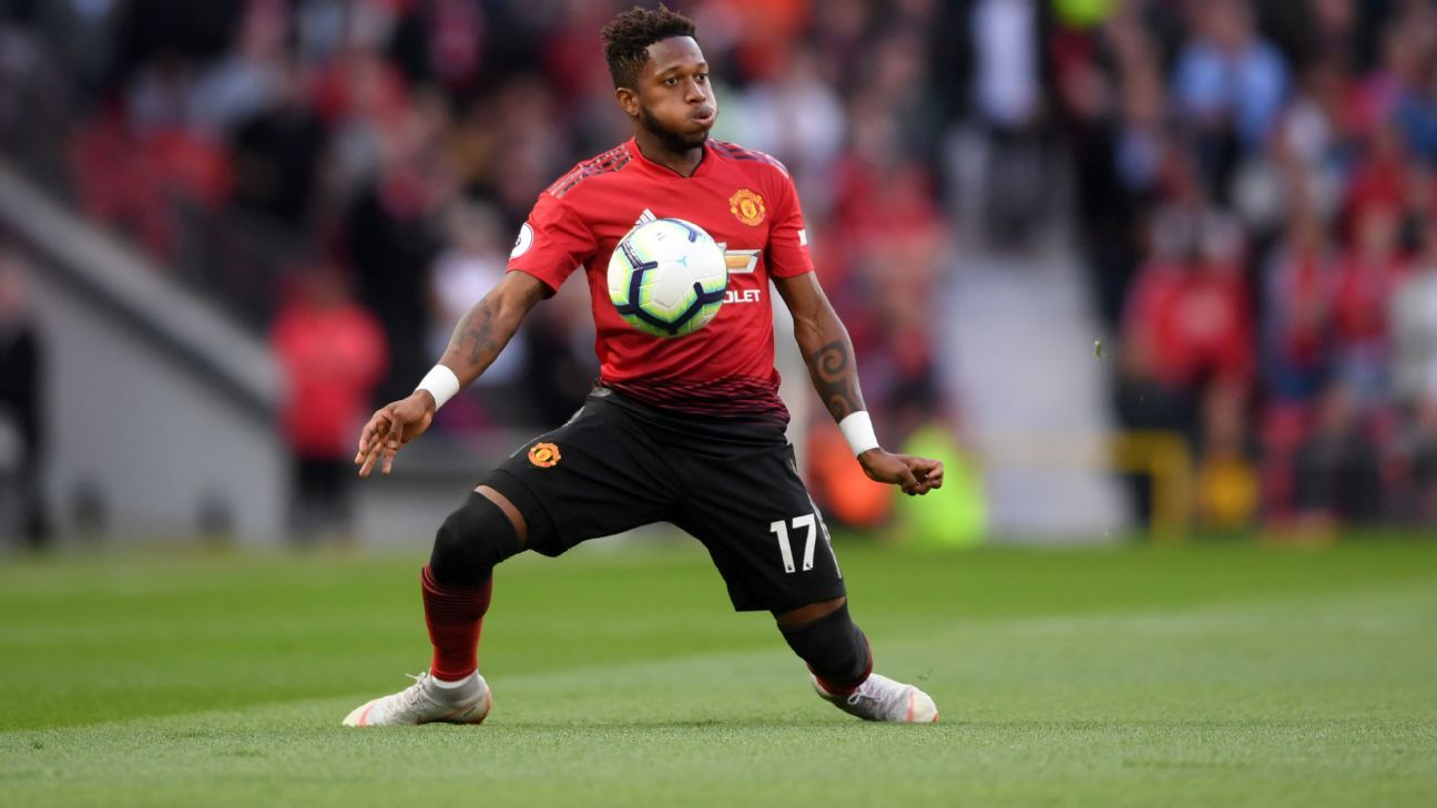 Fred showed promise on his Manchester United evening.